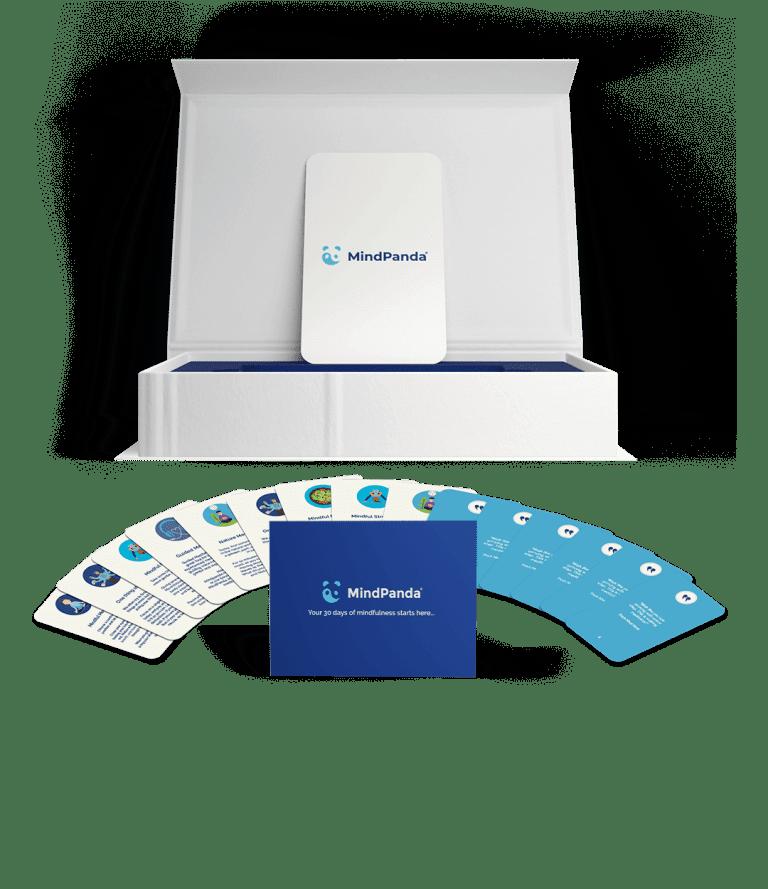 Mindfulness Meditation Cards