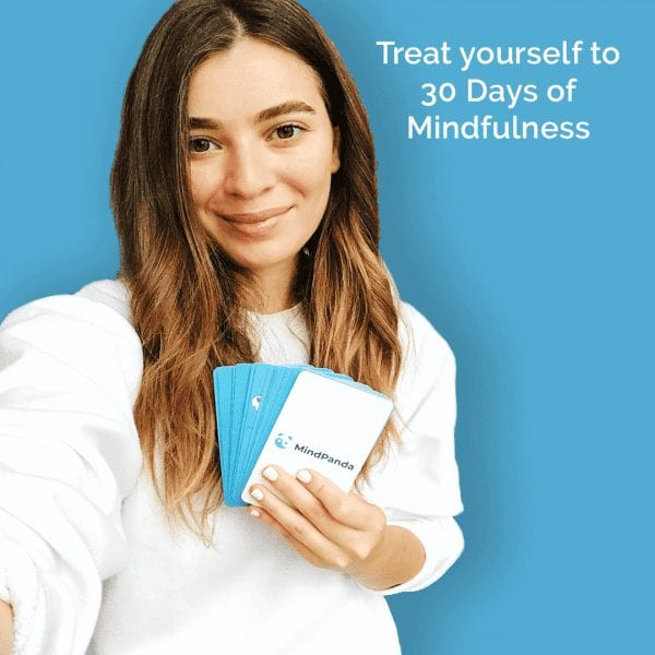 30 Days Of Mindfulness, MindPanda