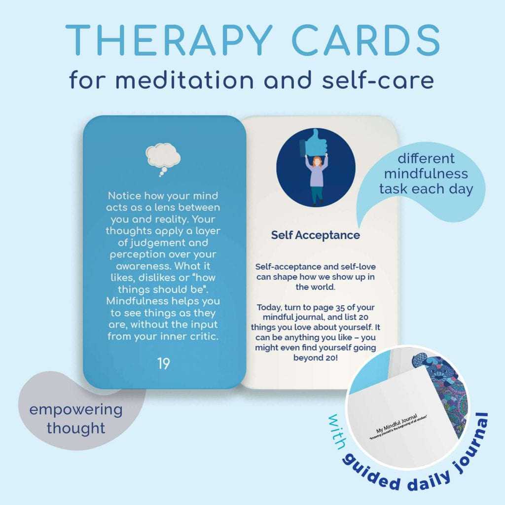 Mindful Therapy Cards
