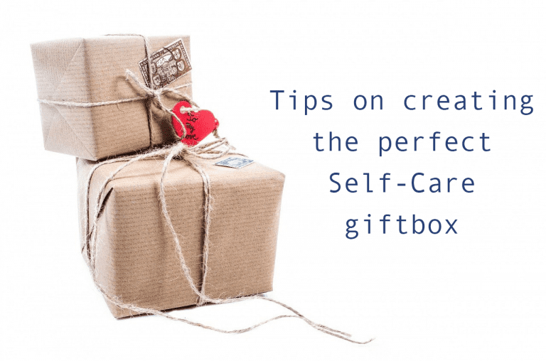 Self-care Gift box idea