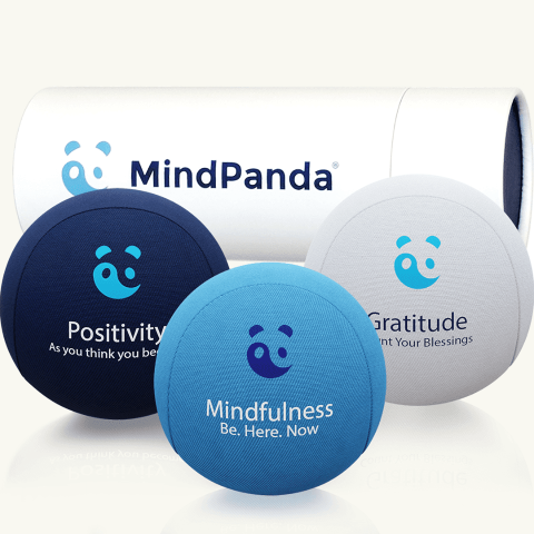 Mindpanda Mindfulness Stress Ball
