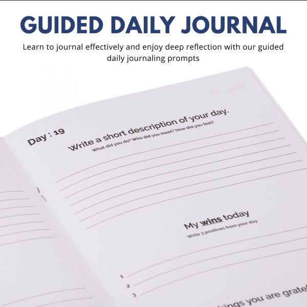 Guided journaling