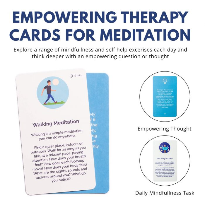 Empowering cards for mediation